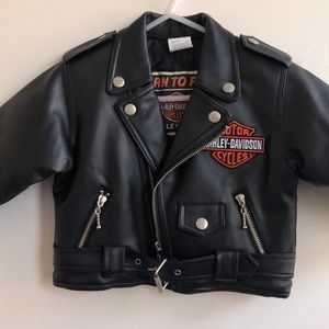 NWOT Harley-Davidson leather jacket 🔥🖤 size 24M